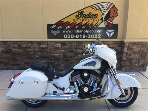 2017 Indian CHIEFTAIN in Panama City Beach, Florida