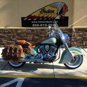 2017 Indian CHIEF VINTAGE in Panama City Beach, Florida