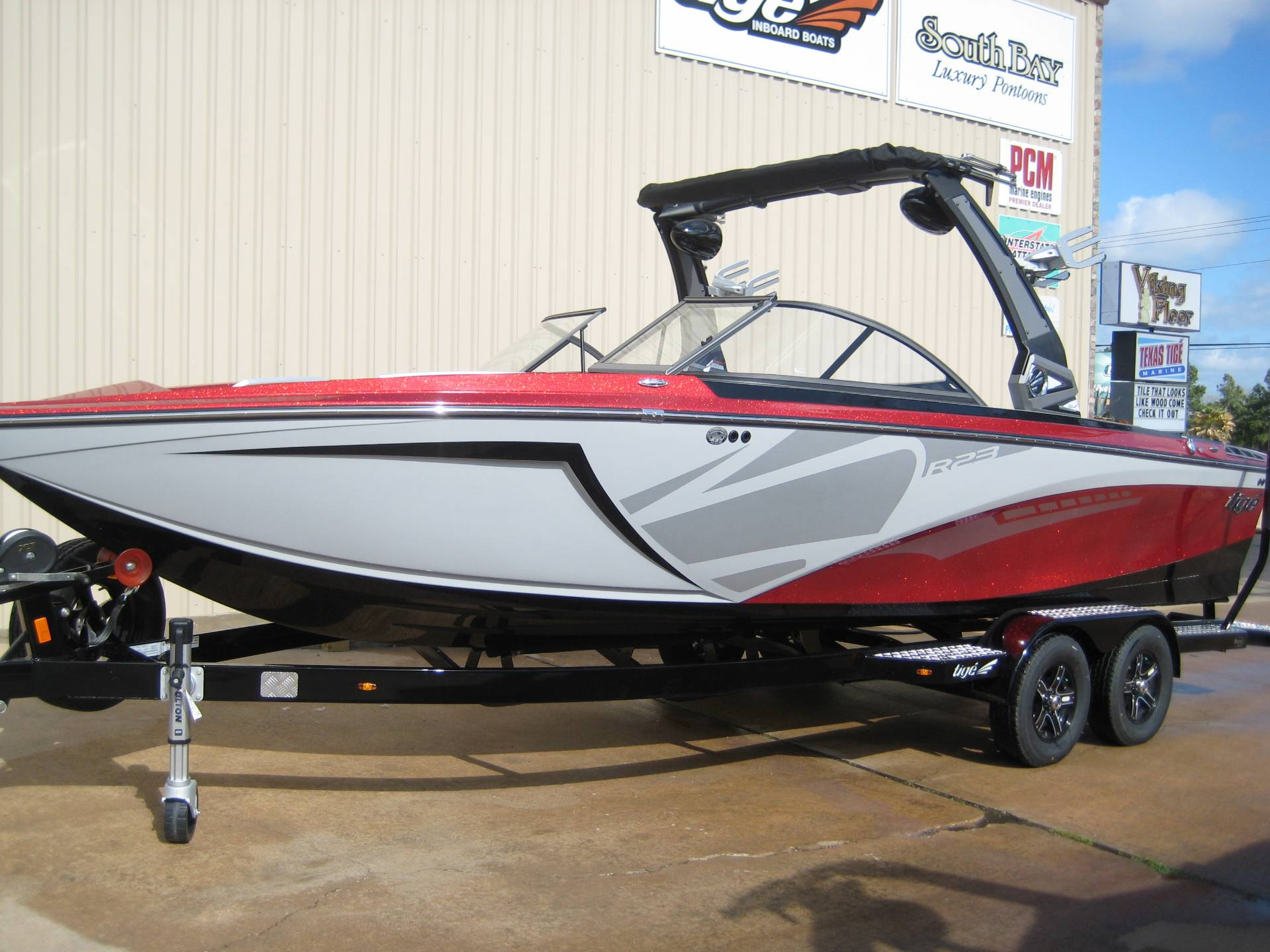 2017 TIGE R23e in Conroe, Texas