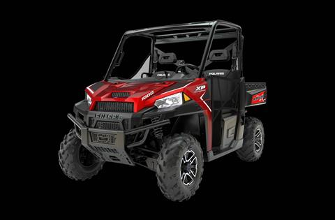 2017 Polaris Ranger XP 1000 EPS in Ames, Iowa
