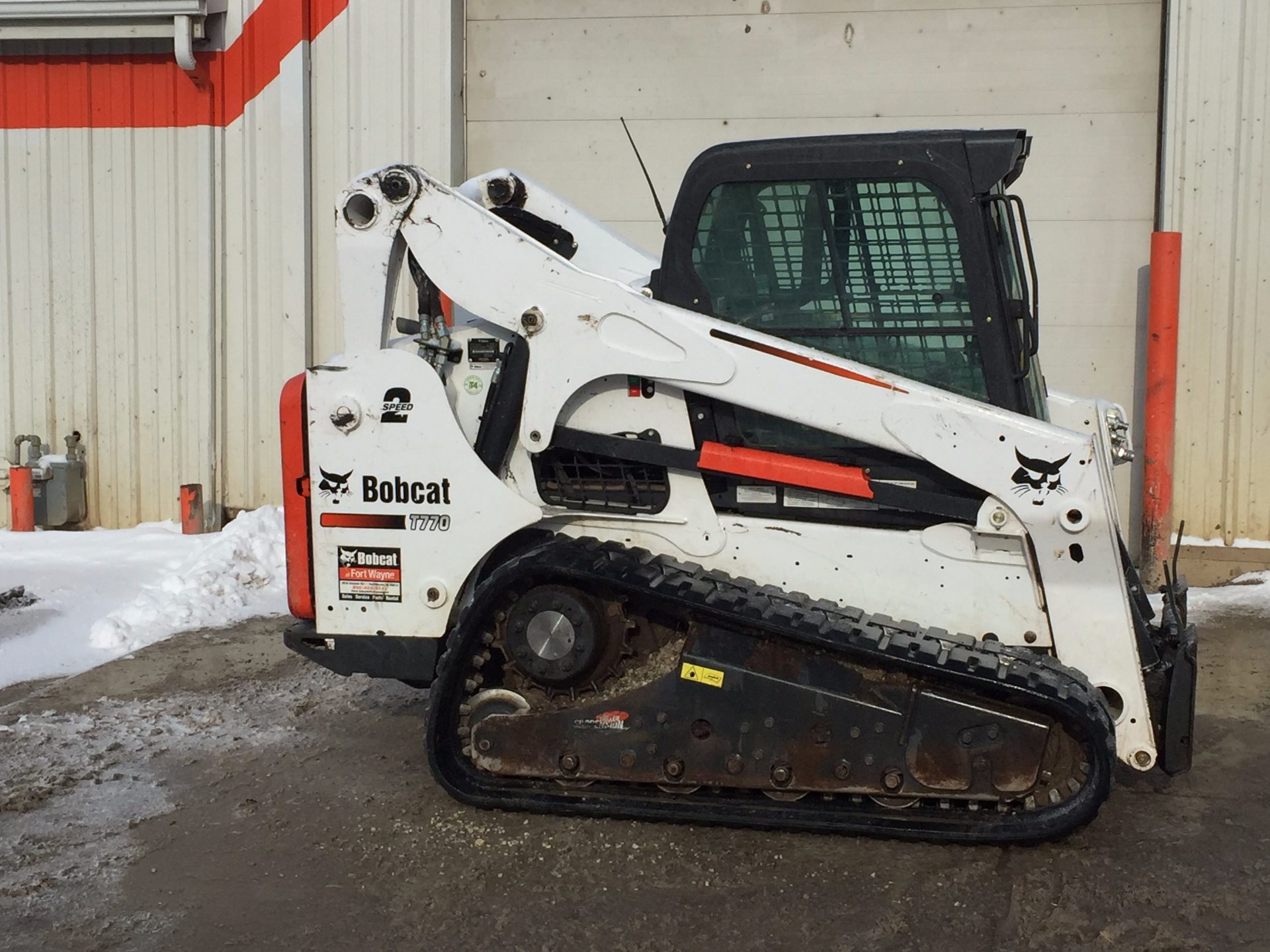 2015 Bobcat T770 in Fort Wayne, Indiana