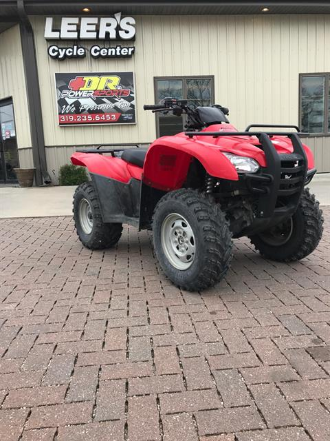 2013 Honda FourTrax® Rancher® AT with EPS in Waterloo, Iowa