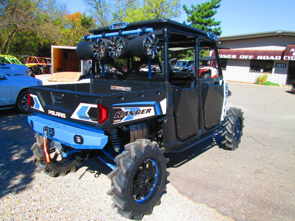 2017 Polaris Ranger Crew XP 1000 in Jones, Oklahoma