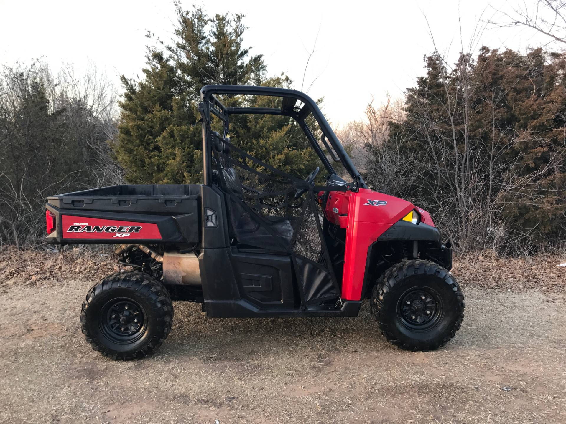 2013 Polaris Ranger XP® 900 EPS in Jones, Oklahoma