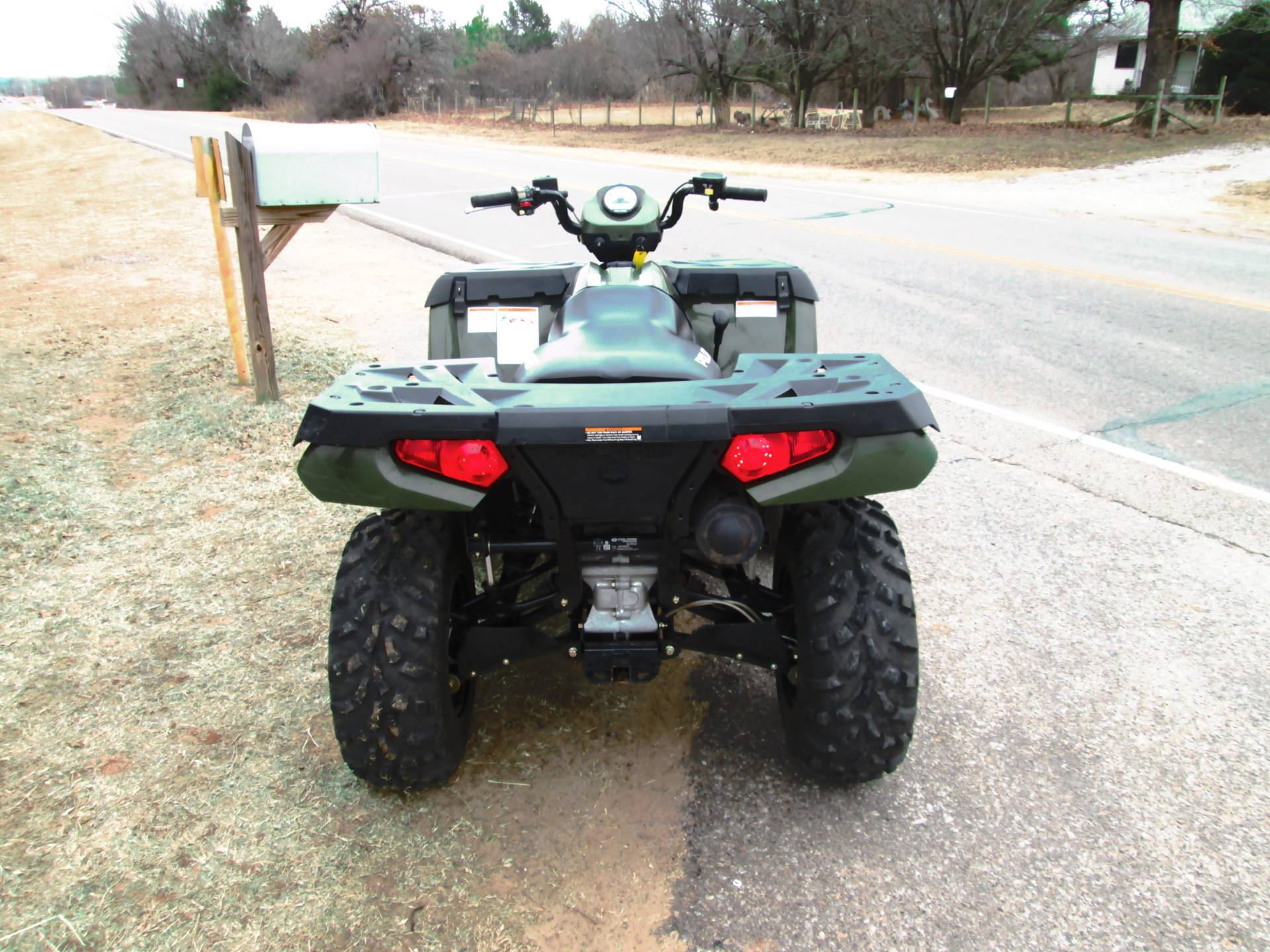 2014 Polaris Sportsman® 400 H.O. in Jones, Oklahoma