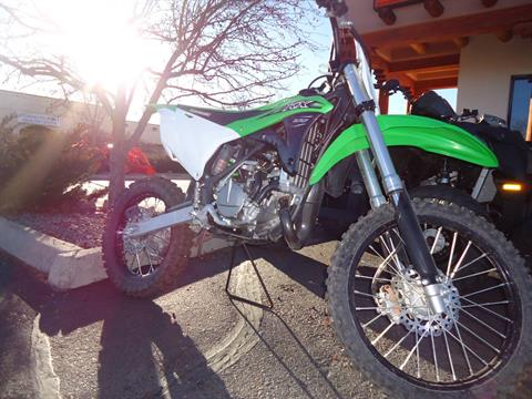 2016 Kawasaki KX100 in Santa Fe, New Mexico