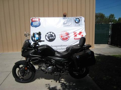 2012 Suzuki V-Strom 650 ABS Adventure in Louisville, Tennessee