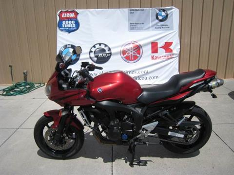 2007 Yamaha FZ6 in Louisville, Tennessee