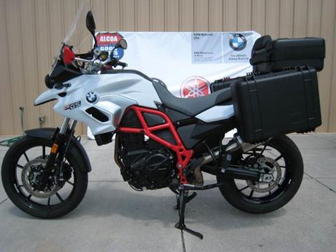 2016 BMW F 700 GS in Louisville, Tennessee