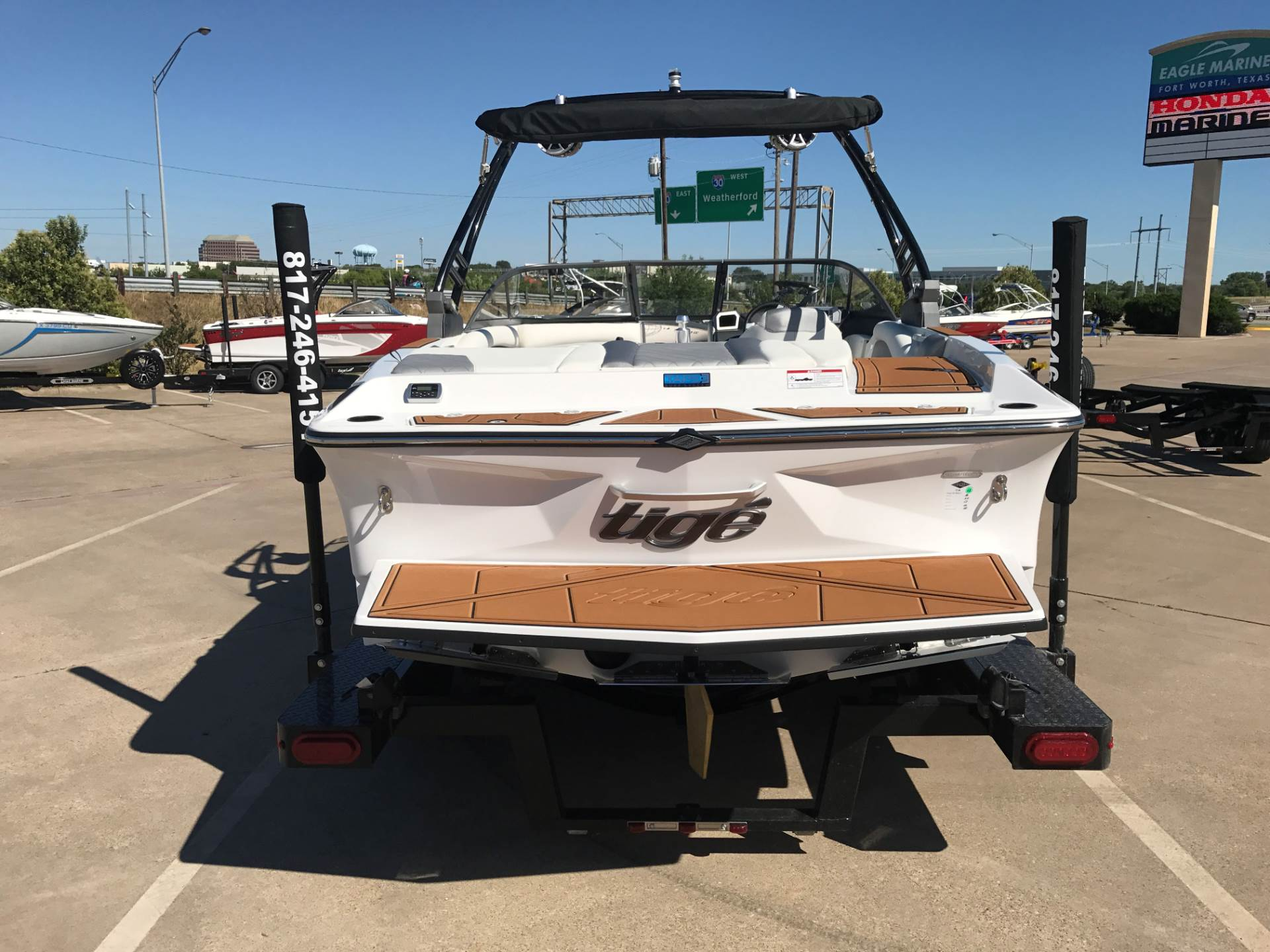 2017 TIGE R22 in Fort Worth, Texas