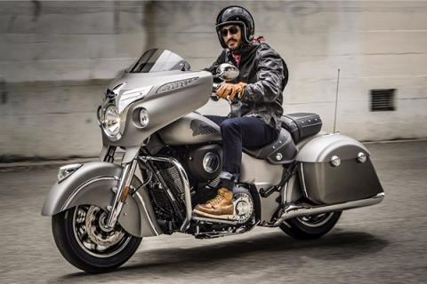 2017 Indian Chieftain® in Lincoln, Nebraska