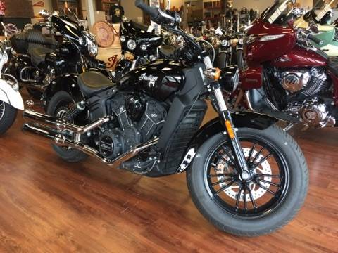 2016 Indian Scout® Sixty in Lincoln, Nebraska