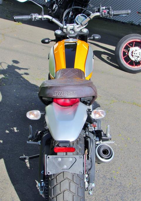 2015 Ducati Scrambler Classic in New Haven, Connecticut