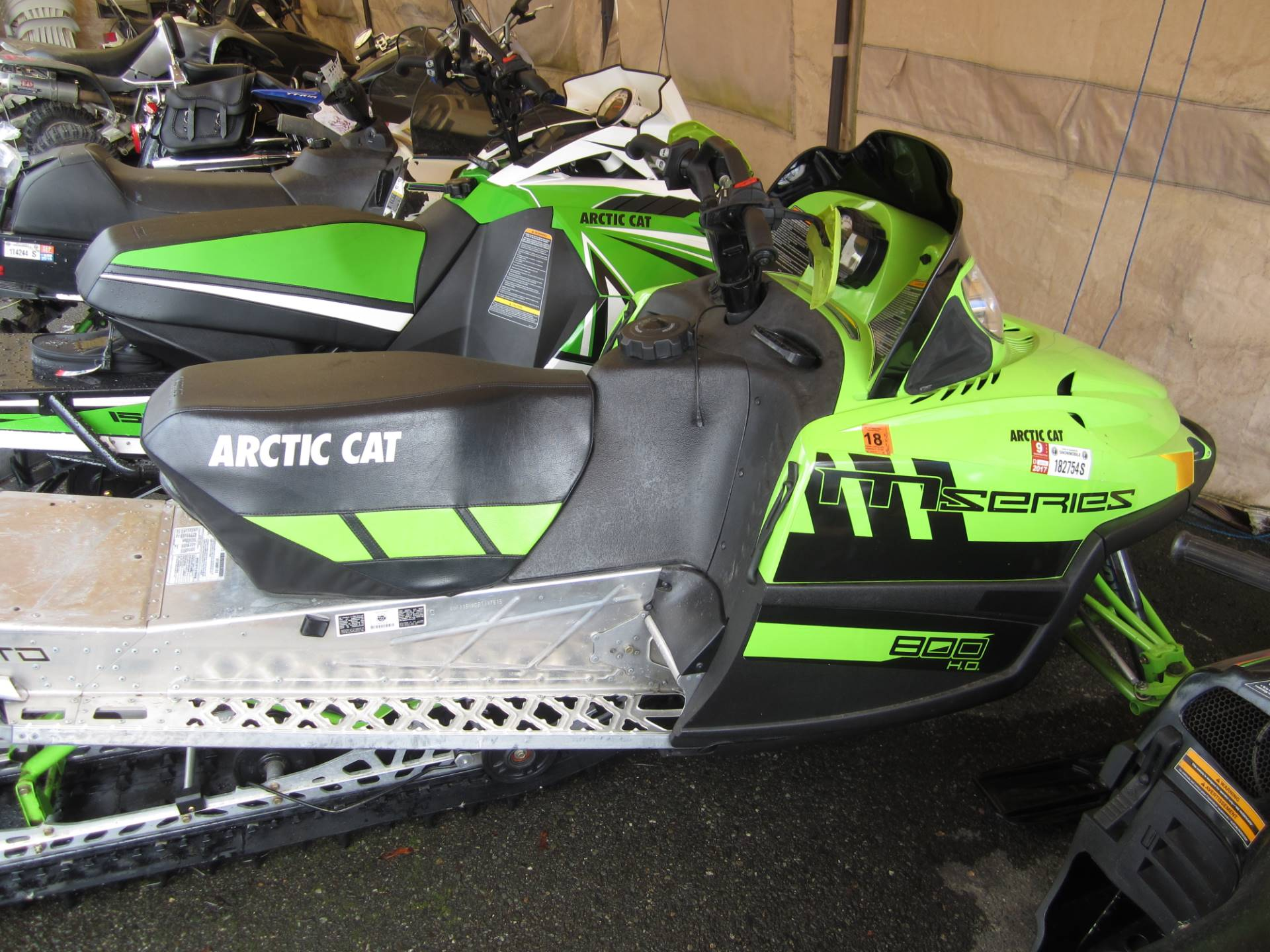 "2011 Arctic Cat M8 HCR 153"" in Monroe, Washington"
