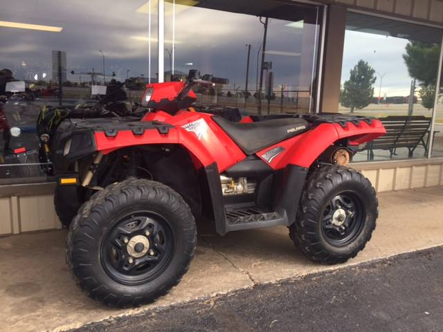 2012 Polaris Sportsman® 550 in Amarillo, Texas