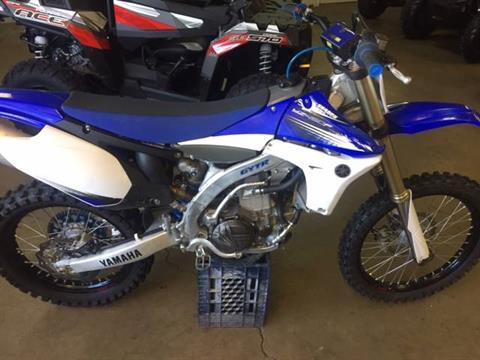 2012 Yamaha YZ450F in Amarillo, Texas
