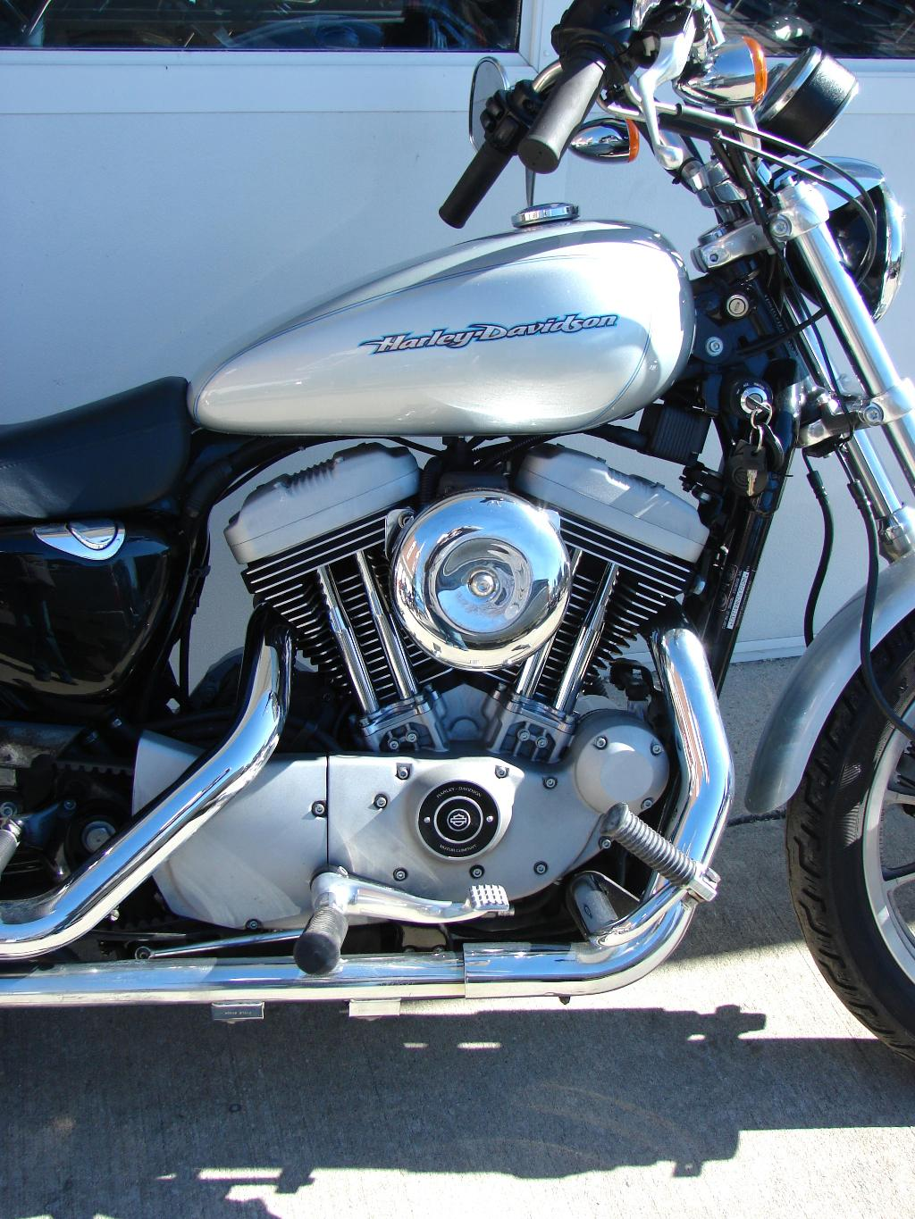 2004 Harley-Davidson Sportster® XL 1200 Roadster in Williamstown, New Jersey