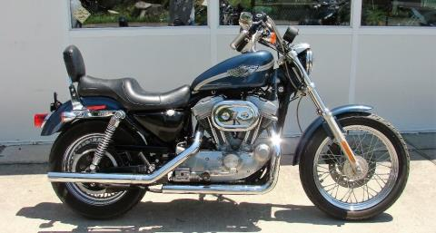 2003 Harley-Davidson XLH Sportster 883 - Anniversary Edition in Williamstown, New Jersey