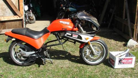 2001 Buell Rolling Chassie with Title  (Project Bike) in Williamstown, New Jersey