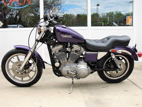 1992 Harley-Davidson XLH 883 Sportster in Williamstown, New Jersey