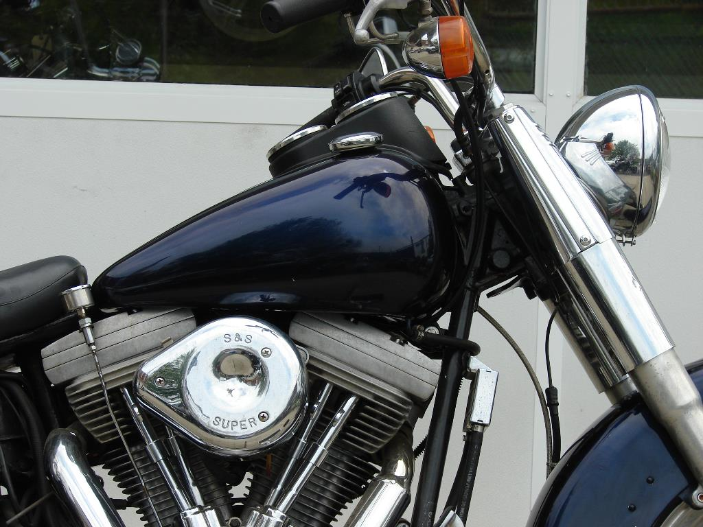 1985 Harley-Davidson FXE in Williamstown, New Jersey