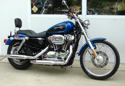 2008 Harley-Davidson Sportster® 1200 Custom in Williamstown, New Jersey