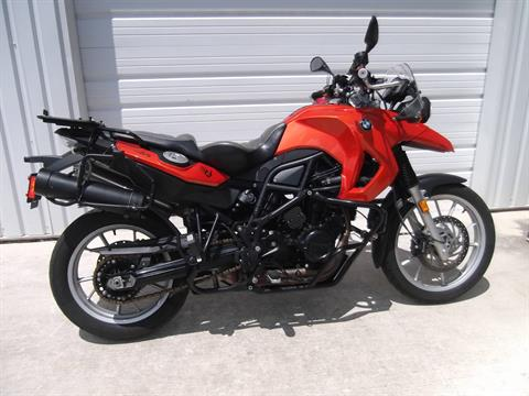 2010 BMW F650 GS in Boerne, Texas