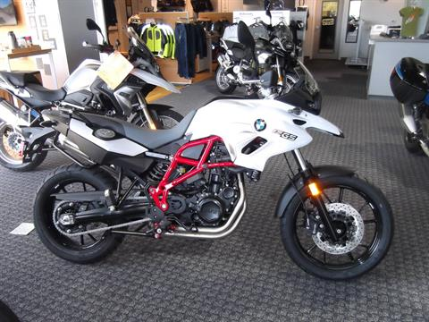 2017 BMW F700GS in Boerne, Texas