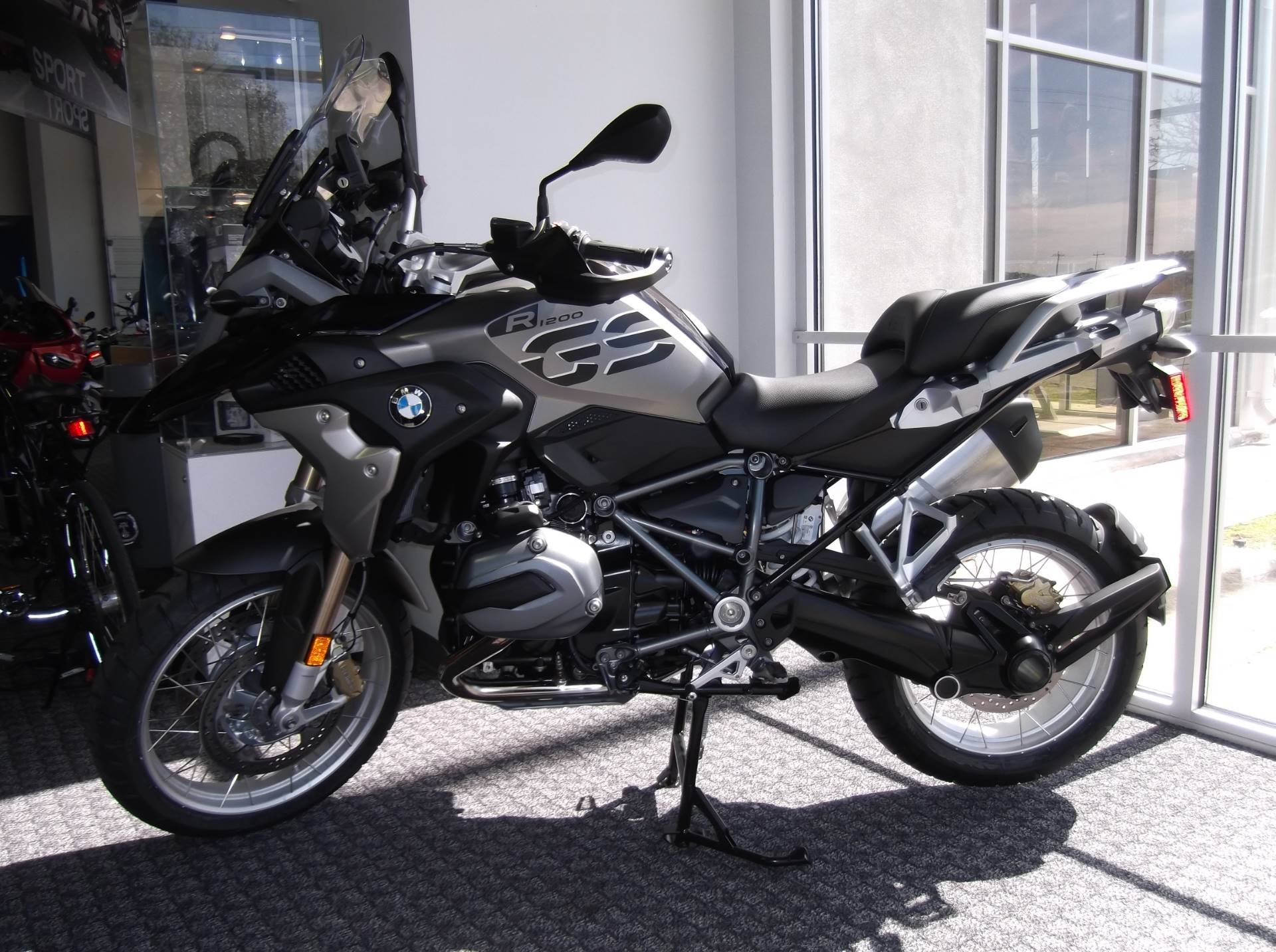 2017 BMW R1200GS Exclusive in Boerne, Texas