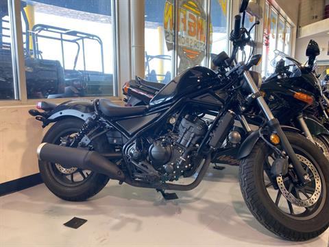 2017 Honda Rebel 300 ABS in Iowa City, Iowa