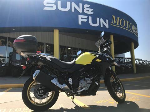 2017 Suzuki V-Strom 650XT in Iowa City, Iowa - Photo 1