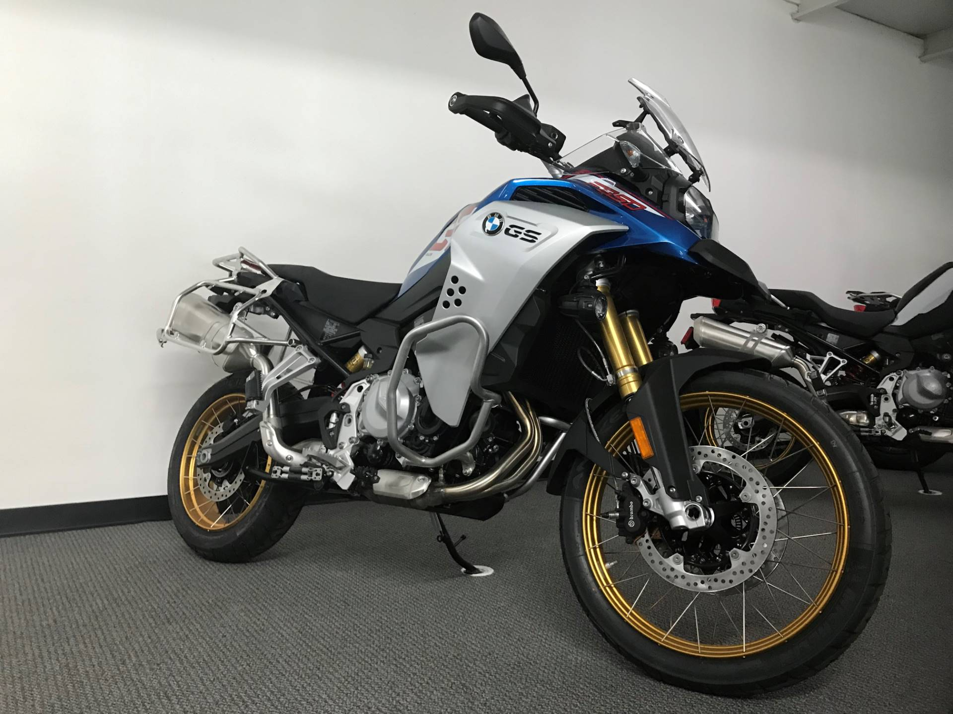2019 BMW F 850 GSA in Iowa City, Iowa - Photo 1