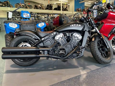 2018 Indian Scout® Bobber ABS in Iowa City, Iowa