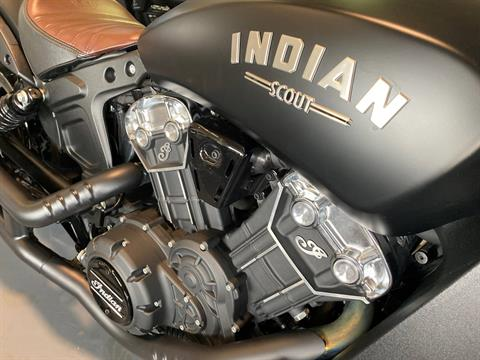 2018 Indian Scout® Bobber ABS in Iowa City, Iowa - Photo 2