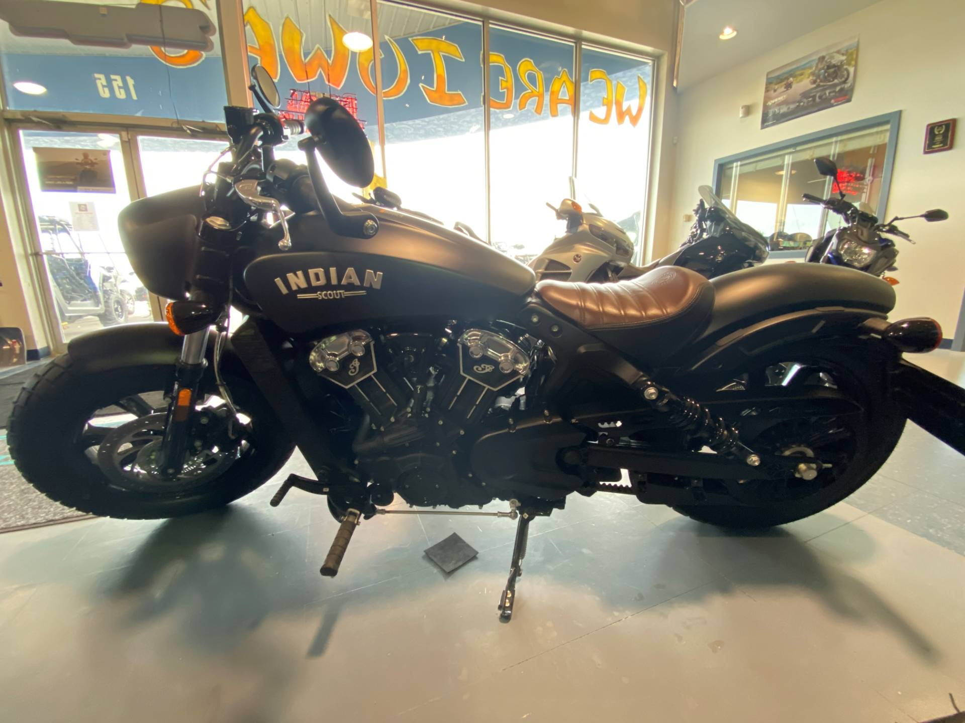 2018 Indian Scout® Bobber ABS in Iowa City, Iowa - Photo 3