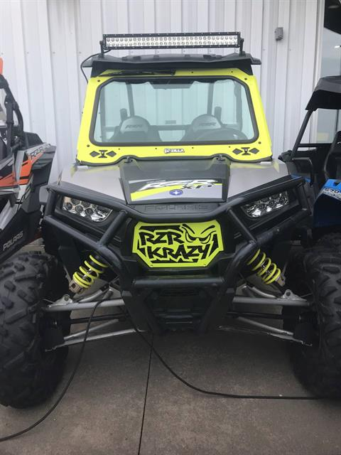 2015 Polaris RZR® XP 1000 EPS in Iowa City, Iowa