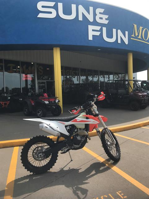 2019 KTM 250 XC-F in Iowa City, Iowa