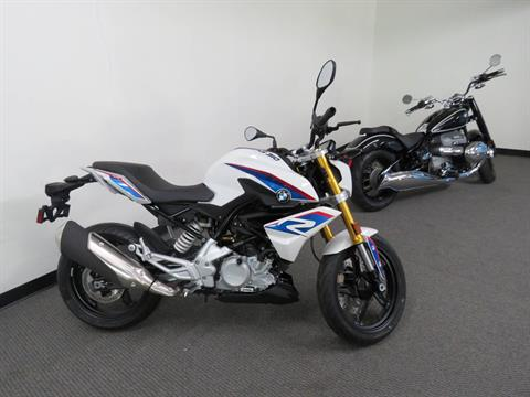 2020 BMW G 310 R in Iowa City, Iowa