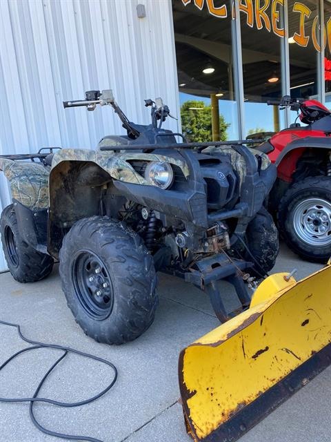2013 Yamaha Grizzly 700 FI Auto. 4x4 in Iowa City, Iowa - Photo 1