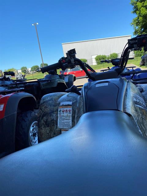 2013 Yamaha Grizzly 700 FI Auto. 4x4 in Iowa City, Iowa - Photo 3