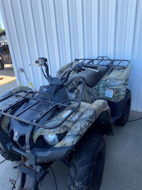 2013 Yamaha Grizzly 700 FI Auto. 4x4 in Iowa City, Iowa - Photo 4