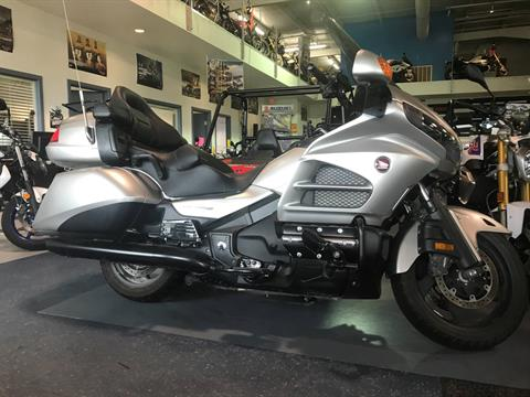 2016 Honda Gold Wing Audio Comfort in Iowa City, Iowa