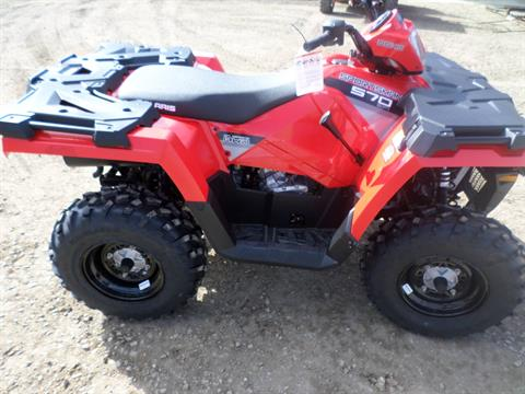2017 Polaris Sportsman 570 in Lake Mills, Iowa