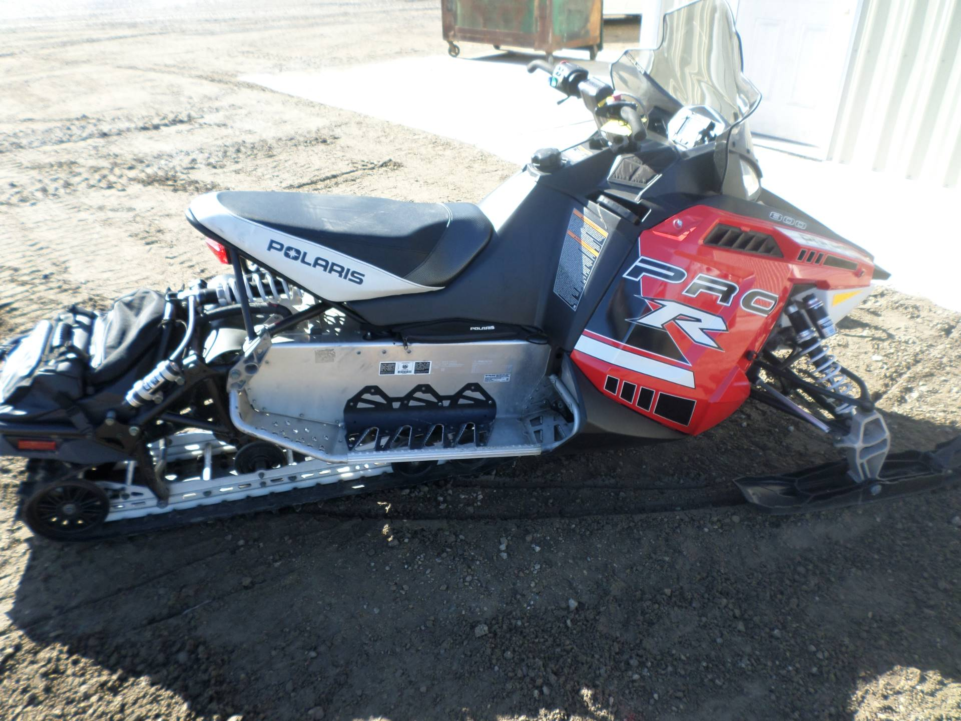 2014 Polaris 800 Rush® Pro-R LE in Lake Mills, Iowa