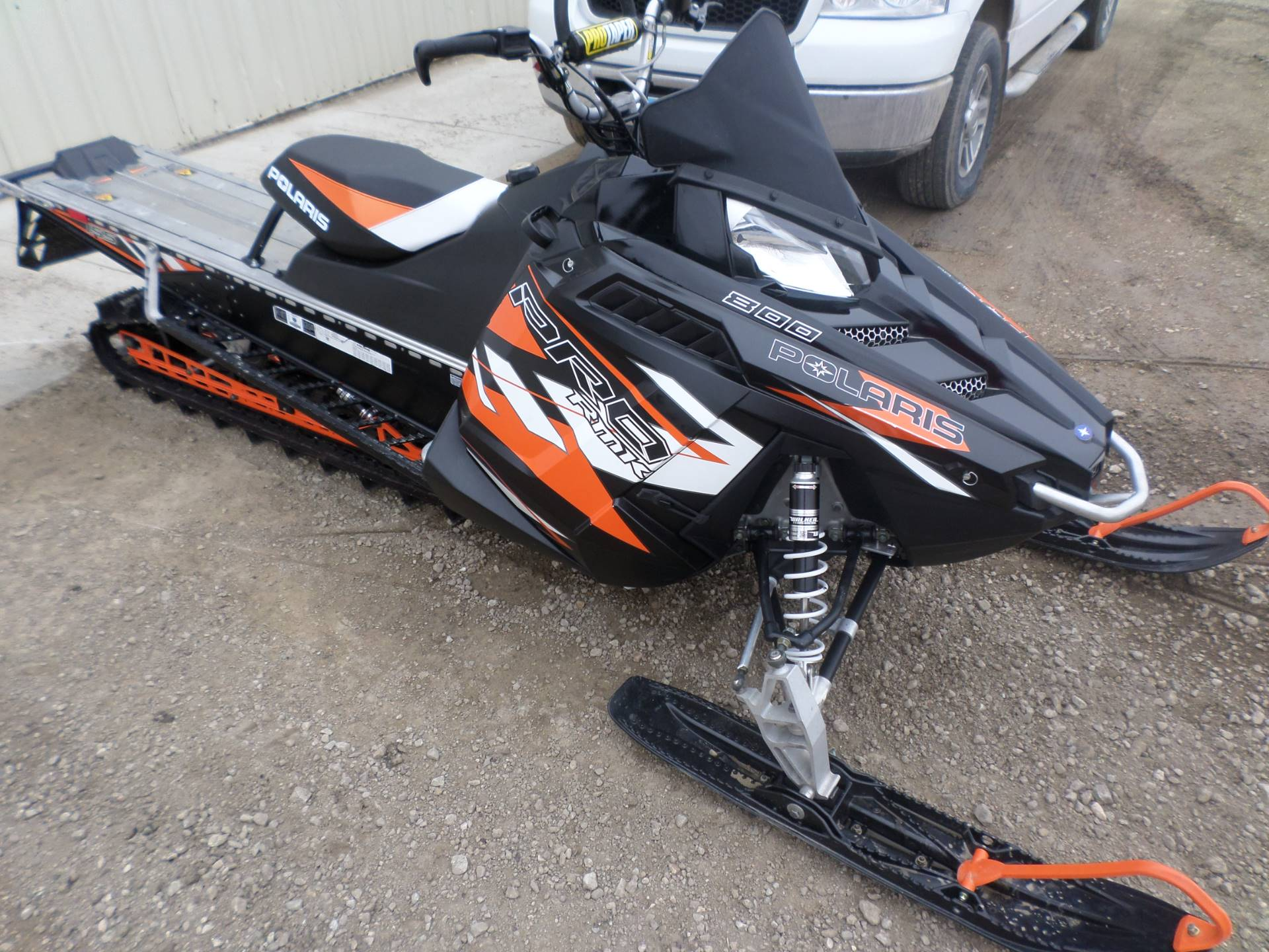 2015 Polaris 800 Pro-RMK® LE 155 - F&O SC in Lake Mills, Iowa
