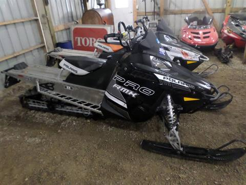 2014 Polaris 800 PRO-RMK® 155 in Lake Mills, Iowa