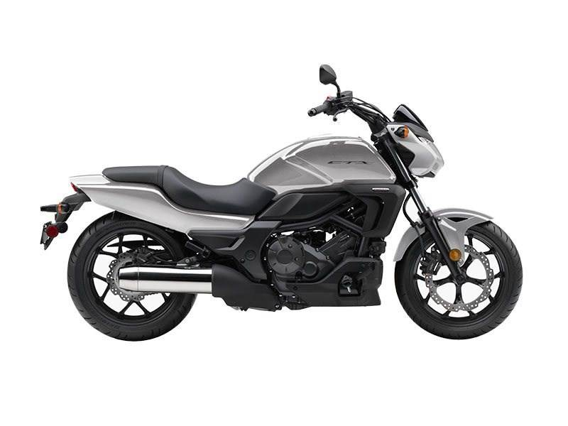 2015 Honda CTX®700N in South Hutchinson, Kansas