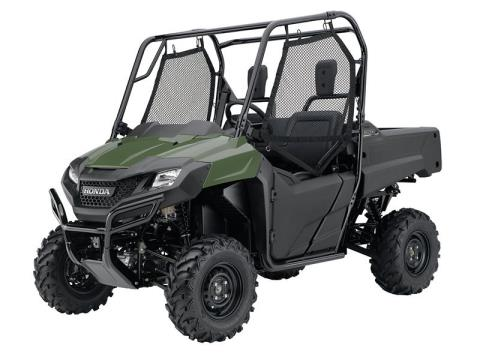 2016 Honda Pioneer 700 in South Hutchinson, Kansas