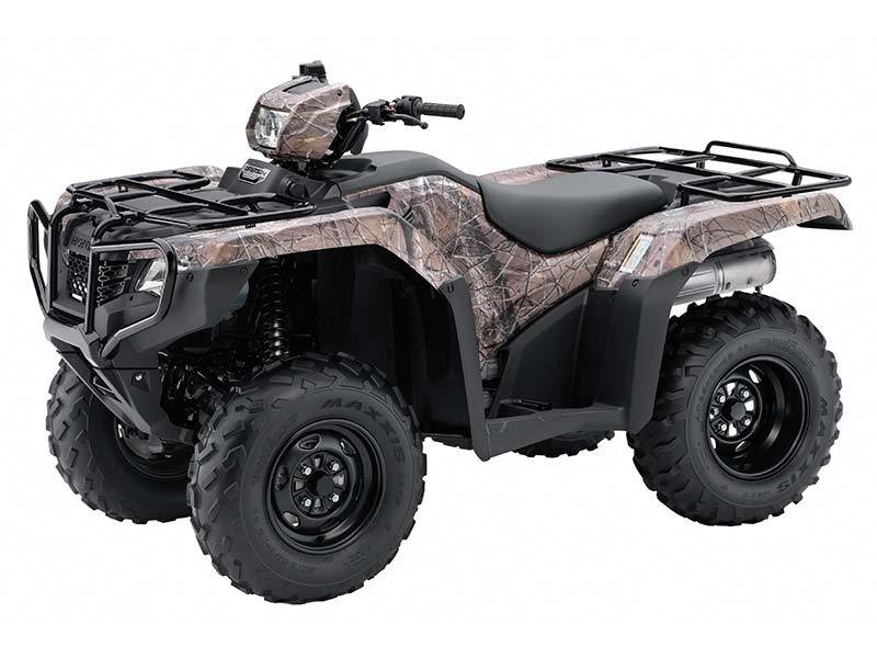 2014 Honda FourTrax® Foreman® 4x4 (TRX500FM1E) in South Hutchinson, Kansas