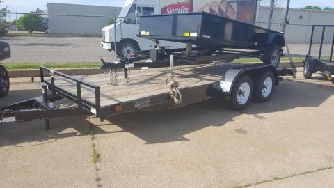 2016 Finish Line Finishline Car Trailer in South Hutchinson, Kansas
